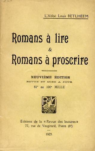 Lectures recommandées 04